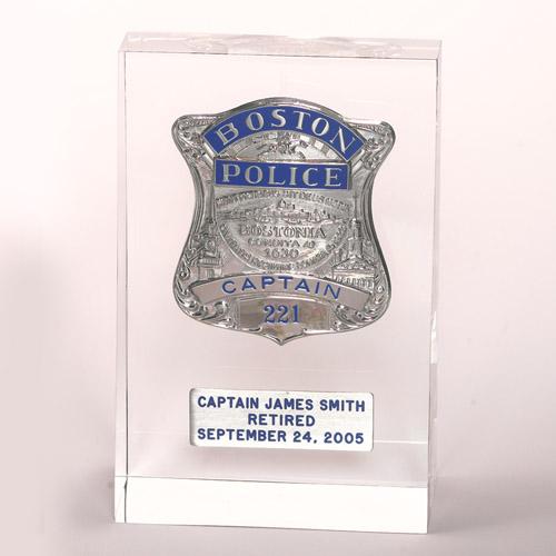 V H  Blackinton - Makers of Police Badges, Fire Badges